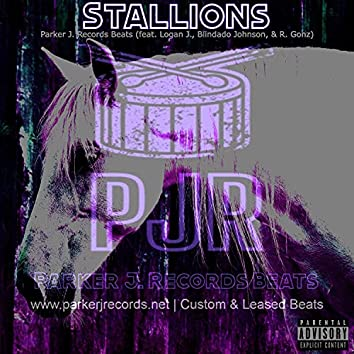 Stallions (feat. Blindado Johnson & R Gonz)