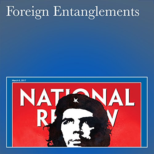 Foreign Entanglements audiobook cover art