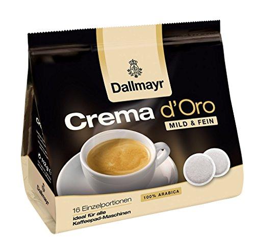 Dallmayr -   Kaffee Crema d'oro