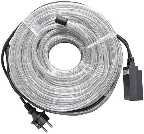 Tubo Luminoso 20 metri LED Bianco Caldo 480 Luci per interno e per Esterno, Extra Luminoso Nuovo...
