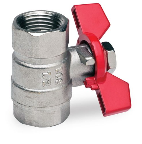 Eastwood 1/2 in. Ball Valve for Dual Blaster for Mixing Valve Assembly