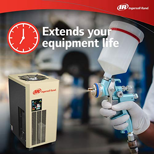 Product Image 6: Ingersoll-Rand Compressed Air Dryer Refrigerated Type D25IN Scfm 15