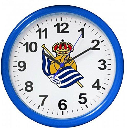 REAL SOCIEDAD DE FÚTBOL - Real Sociedad de Fútbol - Reloj de pared 25,4 cm RE03RS02C - RE03RS02C