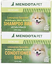 product image for DERMagic Mendota Products Skin Rescue Shampoo & Conditioner Bar Combo