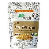 Kapok Naturals Quinoa Flour Organic - 12oz Peruvian Non-Gmo Quinoa Flour Gluten Free - Great for...
