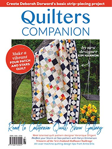 Quilters Companion (English Edition)