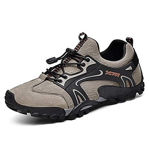 Hiking Shoes Men Slip-Resistant ...