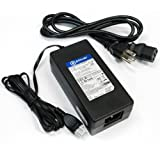 T-Power Ac Dc Adapter Compatible with HP Photosmart C5280 All-in-One Printer,Scanner,Copier (Q8330A#ABA) Replacement Power Supply Cord