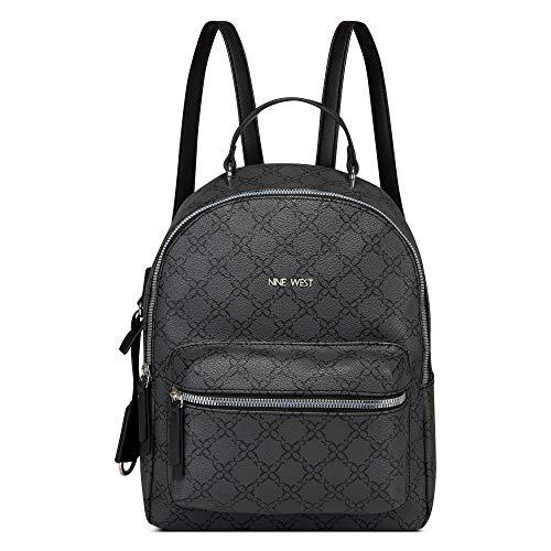 Nine West Krissy Backpack Jet Black One Size