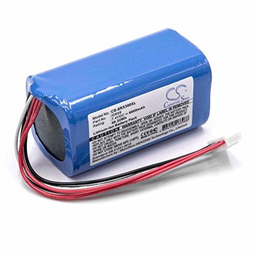 vhbw Batería Recargable Compatible con Sony SRS-X30, SRS-XB3 Altavoces, Cajas acústicas, bafles (6800 mAh, 7,4 V, Li-Ion)