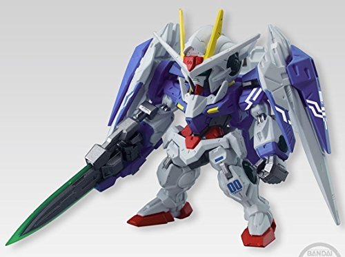 BANDAI FW GUNDAM CONVERGE: CORE 00 Gundam & 0 Raiser Set (Japan Import)