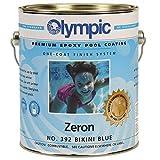 Best Pool Paints - Kelley Technical 392GL Olympic Zeron One Coat Epoxy Review