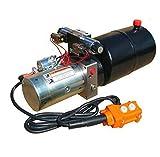 MAXIM Hydraulic Power Unit (12V DC, Double...