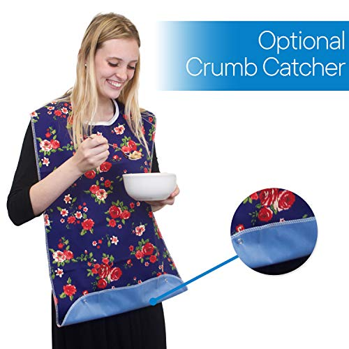 RMS 3-pack washable & reusable bibs