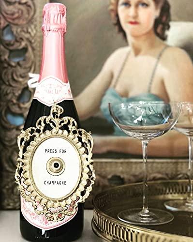 Press for Champagne Button Mini