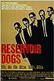 Filmposter Quentin Tarantino 's Reservoir Dogs Harvey