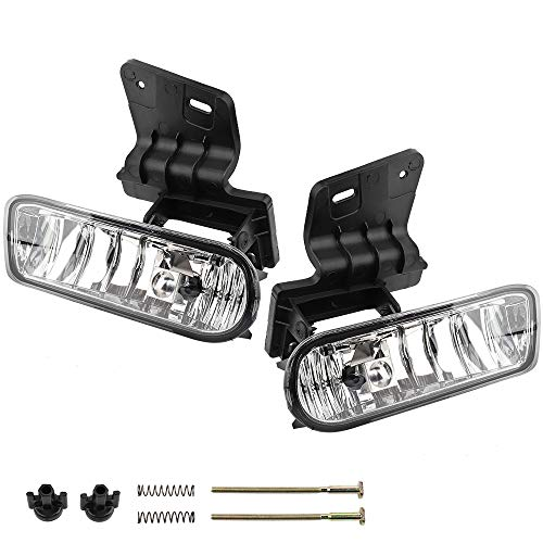 05 chevy tahoe fog light assembly - 9