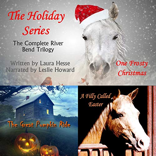 The Holiday Series: The Complete Riverbend Trilogy audiobook cover art