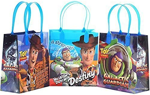 toma Disney Toy Story Reusable Party Favor Favor Favor Goodie Small Gift Bags (12 Bags) by Disney  Web oficial
