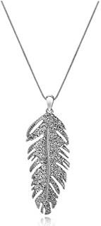 Best munroe feather pendant necklace Reviews