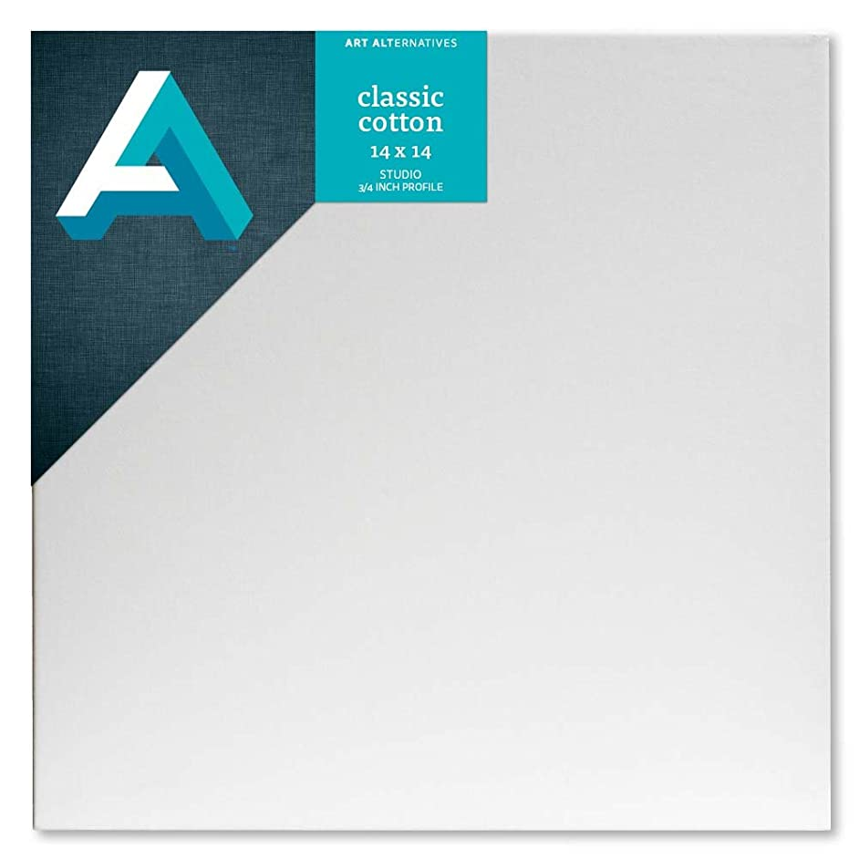 Art Altrn Studio Stretched Canvas 14X14