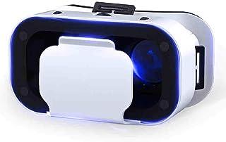 VR gafas realidad virtual juego de teléfono inteligente en 3D 4d un casco de máquina ar Apple Android teléfono móvil mango...