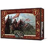 Edge Entertainment- CdHyF el Juego de miniaturas: Caballeros de Roca Casterly, Color (EECMSI25) , color/modelo surtido