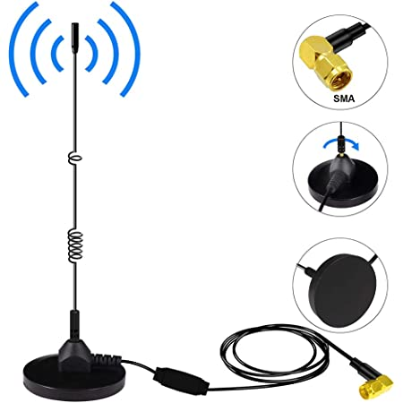 Dab Auto Antenne Universal Sma Antennen Dab Adapter Elektronik