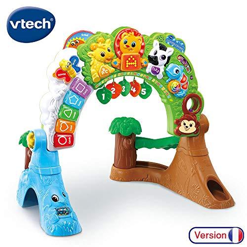 VTech Baby Safari, multifunctioneel, tafels en grote middenstukken