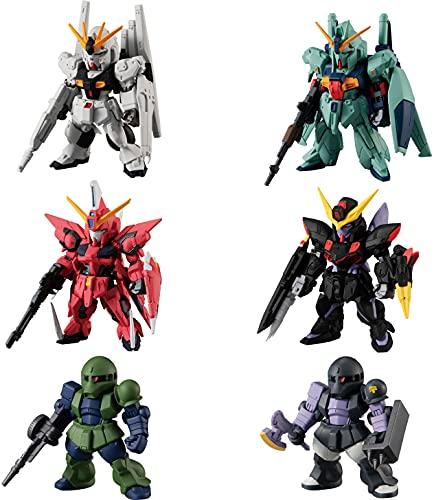 Shokugan - Mobile Suit Gundam - FW Gundam Converge #21 Complete Set,Bandai Converge