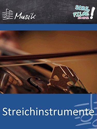 Streichinstrumente - Schulfilm Musik