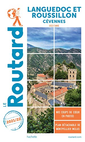 Guide du Routard Languedoc -Roussillon 2021/22