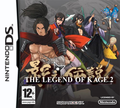 Legend Of Kage 2