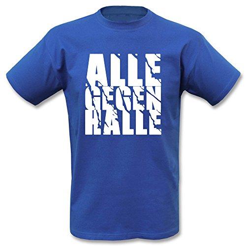 Alle gegen Halle T-Shirt (XXL)