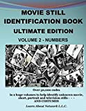 Movie Still Identification Book - Volume 2 - Numbers (Ultimate Edition)