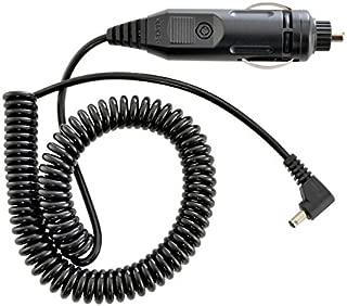 Cobra 420026N001 Power Cord, Coiled 12-Volt
