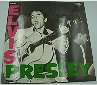 ELVIS PRESLEY blue suede shoes/tutti frutti LP RCA fr - i got a woman
