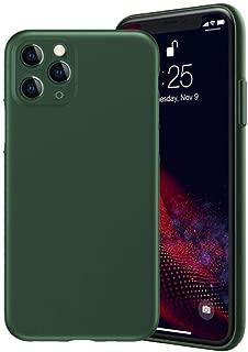 Apple iPhone 11 Pro Max Kılıf Ultra İnce Yeşil
