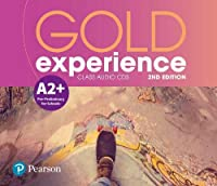 Gold Experience 2nd Edition A2+ Class Audio CDs