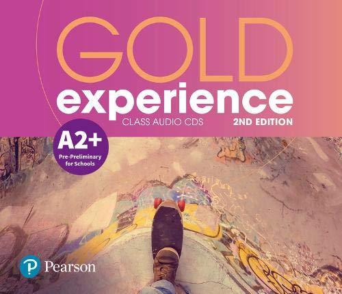 Gold experience. A2. Per le Scuole superiori. Con e-book. Con espansione online. Con CD-Audio