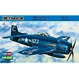 ホビーボス 1/48 エアクラフトシリーズ F8F-2 ベアキャット プラモデル