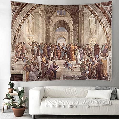 Jesus Indien Mandala Tapisserie Wandhalterung Böhmische Dekoration Spitze Hippie Hexerei Tapisserie Hängendes Tuch A1 180x200cm