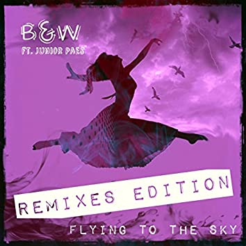 Flying To The Sky (feat. Junior Paes) [Remixes Edition]