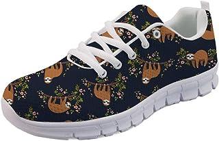 Showudesigns Comfortable Sneaker Women Running Sport Shoes Fashion Pattern