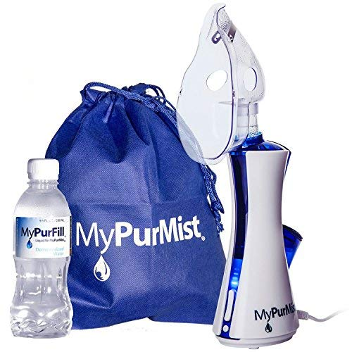 MyPurMist Classic Handheld Personal Vaporizer and Humidifier (Plug-in) - 2020 Model