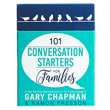 Gary Chapman Box Of 101 Conversation Starters for Families