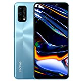 realme 7 Pro, Display Super AMOLED 6.4', Processore Otto - Core Snapdragon 720G, 8 GB RAM + 128 GB ROM, Fotocamera Quadrupla Sony da 64 MP + Fotocamera Selfie 32 MP, Argento