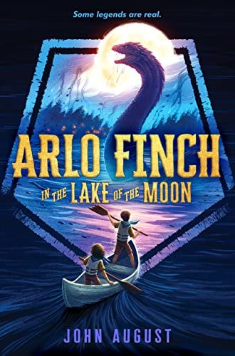 Arlo Finch in the Lake of the Moon product image