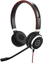 $89 » Jabra Evolve 40 Stereo UC - Professional Unified Communicaton Headset (Renewed)