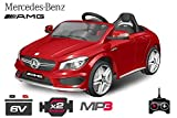 Lizenz Kinderauto Mercedes - Benz CLA 45 auf rc-auto-kaufen.de ansehen